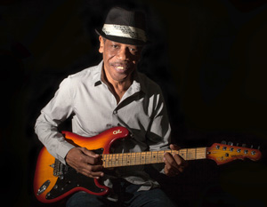 Blues Guitarist/Singer James Armstrong