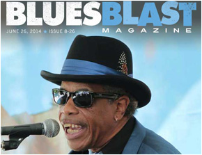 Read James' interview in Blue Blast magazine