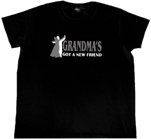 Grandma's Got a New Friend Tee-Shirt