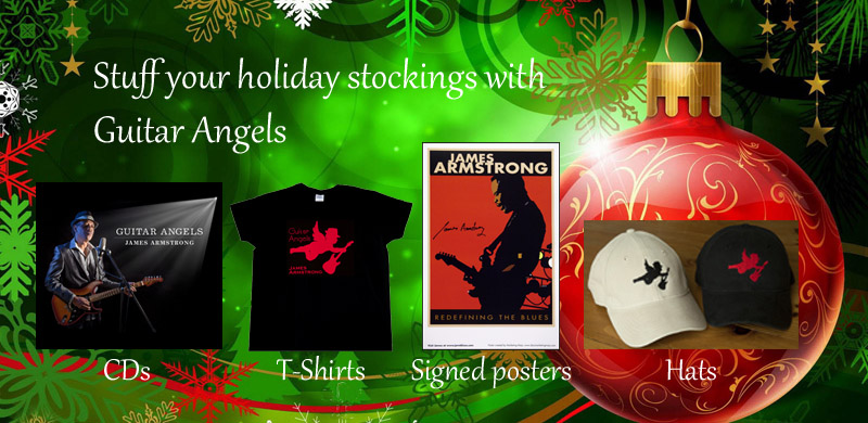 Stuff your holiday stockings with Guitar Angels